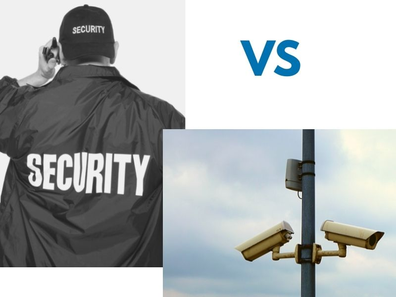 Live Video Monitoring vs Onsite Security Guards