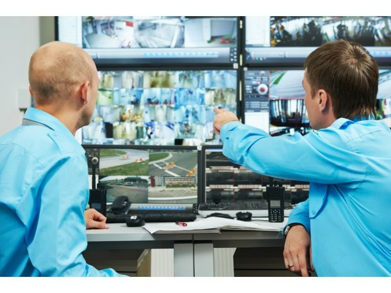 How Security System Monitoring Works